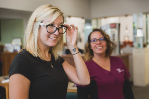 Holly Springs Eye Associates - Testing Glasses