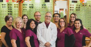 Holly Springs Eye Associates - Dr. Vito and Staff
