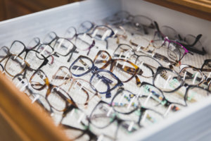 Holly Springs Eye Associates - Glasses in case